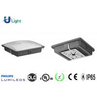 Wholesale External Slim Led Canopy Lights For Gas Station / Parking Garage , Ul Approved Driver from china suppliers