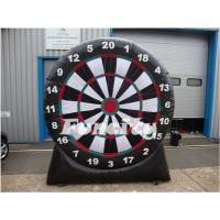 Wholesale Waterproof PVC Tarpaulin Inflatable Water Sports Inflatable Soccer Dart Spiele from china suppliers