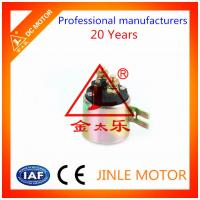 Wholesale High Performance Starter Solenoid Switch 12V 24V For Motor , 1 Year Warranty from china suppliers