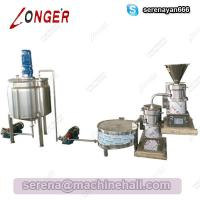 High Quality Peanut Paste Making Machine for Sale|Tahini Grinder Machine Price