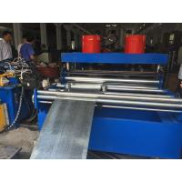 Wholesale Forming speed up to 4 meters per nimute cable tray roll forming machine Cr12 Mov blade from china suppliers