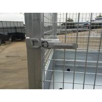 Wholesale Hot Dipped Galvanized Heavy Duty 10x6Cage, Mesh Cage, Stock Crate from china suppliers