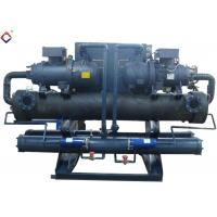 Wholesale 3P high performance water cooled chiller system industrial Cooling 380V from china suppliers