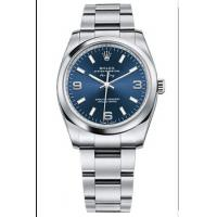 Wholesale Rolex Air King Mens Automatic 114200 Blue Dial from china suppliers