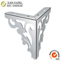 Wholesale 15cm high hollow out furniture leg modern sofa leg cabinet leg SL-089 from china suppliers