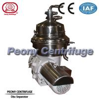 Wholesale Purifying Disc Separator - Centrifuge Cream Separator Machine from china suppliers
