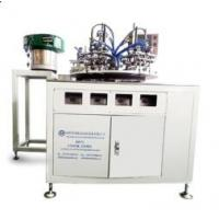 Quality AM132 DC Head Wire Soldering Machine Adopts Vibrating Tray Artificial Feeding Way for sale