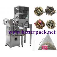 Wholesale pyramid tea packaging machine from china suppliers