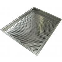 Wholesale 316  Stainless Steel Mesh Tray Oven Metal Perforatted Baking 2.0mm Thickness from china suppliers