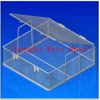 Quality stainless steel Disinfection Basket for medicine for sale