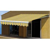 Quality Popular Window awnings outdoor balcony porch awning Sun Shade Aluminium Frame Canopy carport Retractable Awning A02 for sale