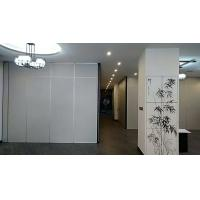 Wholesale Commercial Aluminium Sliding Door / Office Folding Room Dividers Multi Color from china suppliers