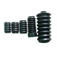 Wholesale Automotive NBR , Viton Flexible Rubber Bellows / Dust Cover High Tensile Strenth from china suppliers