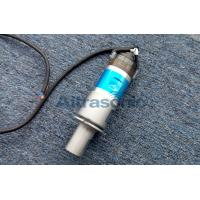 Quality High Power Electrical 20khz Ultrasonic Welding Transducer With Booster for sale