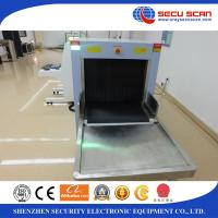 Quality 170kg Middle Size X Ray Baggage Scanner For Hotel , Airport Security Inspection for sale