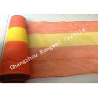Wholesale Plastic Warning Barrier Safety Fence Safety Barrier Netting with 100% HDPE + UV Stabilized from china suppliers