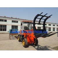 Wholesale mini front loader ZL06F with CE certificate from china suppliers