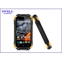 Wholesale GPS NFC PTT Rugged Waterproof Smartphone X8 Walkie Talkie Quad Core Smart Phone from china suppliers