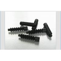 Wholesale Sanitary Rubber Fittings , Low Permanent Compression Deformation Rate from china suppliers