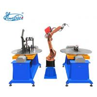 Buy cheap Industrial Tig Mig Welding Robot for Auto Parts from wholesalers