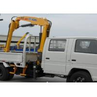 Wholesale Durable Lifting Knuckle Boom crane truck mounted 7.5m Max Lifting Height from china suppliers