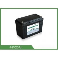 Wholesale Long Life Time 48v 25ah Lifepo4 Battery , Lithium Battery Pack For Back Up Power from china suppliers