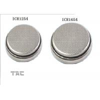 Wholesale Lithium ion Button Cell For Blue Tooth Phone , Lithium Coin Cell Battery from china suppliers