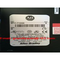 Wholesale AB Allen Bradley 2711-T10C8 Touch Screen New In Stock - Grandly Automation Ltd from china suppliers
