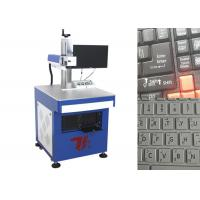 Wholesale Keyboard Laser Printing Machine , Laser Marking Machine For Keyboard from china suppliers