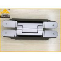 Quality Adjustable Invisible Door Hinges Face Frame Hinges 16.5mm Intermediat Gap for sale