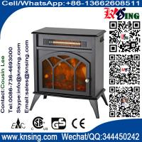 Wholesale hot sale Freestanding Electric Fireplace TF-1313A Heater chimenea electrica Stoves log flame effect indoor room heater from china suppliers