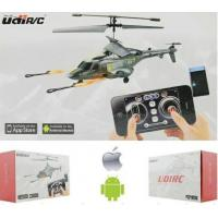 Wholesale iPhone control Airwolf Launching Missile Gyro 3CH RC Helicopter from china suppliers