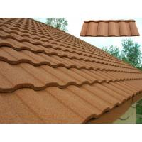 Wholesale Customized Heatproof / Sound Insulation Stone Coated Roofing Sheet from china suppliers