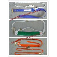 Wholesale China safety belts,best factory Fall protection,PP safey belt from china suppliers