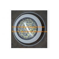 Wholesale Stainless Steel Wall Mounted Underwater Swimming Pool Lights Dia 230mm White Rings from china suppliers