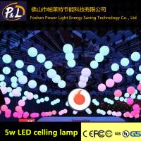 Buy cheap Outdoor Christmas Lights RGB LED Ceiling Lamp from wholesalers