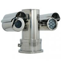 Wholesale 100m IR PTZ CCTV Camera for Mining or Petrol Station Monitoring , Explosion Proof Cameras from china suppliers