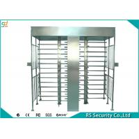 Wholesale Resistant To Damage Full Height Turnstiles Prevent Illegal Access from china suppliers