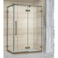Wholesale shower enclosure shower glass,shower door E-3003 from china suppliers