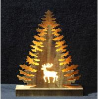 Wholesale indoor christmas tree home decoration light battery operated light from china suppliers