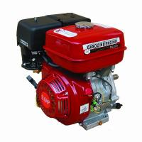 Wholesale 6.5HP 4 stroke electric start general mini Gasoline engine from china suppliers