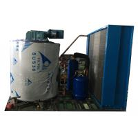 Wholesale Fresh Keeping Ice Machine Flake , Ice Making Machine Industrial 8.8KW from china suppliers