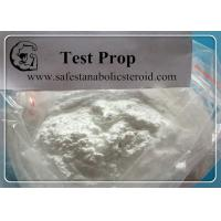 Wholesale Test / PropTestosterone Propionate Steroid Powders For Muscle Body Fitness Gaining from china suppliers