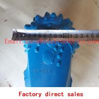 "Wholesale API Single Cone Bits/ Tricone Cutters /8 1/2""IADC537tricone cutter bit for hole opener from china suppliers"