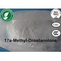 Wholesale Muscle Building Anabolic Steroids 17a-Methyl-Drostanolone CAS 88979-44-6 from china suppliers