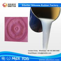 Wholesale Selling Condensation Cure Liquid RTV 2 Silikon for Silicone Stamp from china suppliers