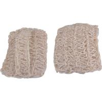 Wholesale Cleaning Sponge 15 X 10cm Eco - Friendly Natural Sisal Bath Mitt / Body Scrubber from china suppliers