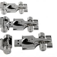 Wholesale OEM 1G, 2G F1 racing car Metal USB Memory flash drive with Samsung / Hinix chip (MY-UME31) from china suppliers
