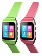 Wholesale MP4 Watch with FM reciever, Bluetooth and Pedometer from china suppliers