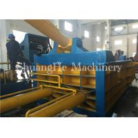 Hydraulic Drive Cuboid Block Y81 - 250 Baling Press With Manual Valve Control
